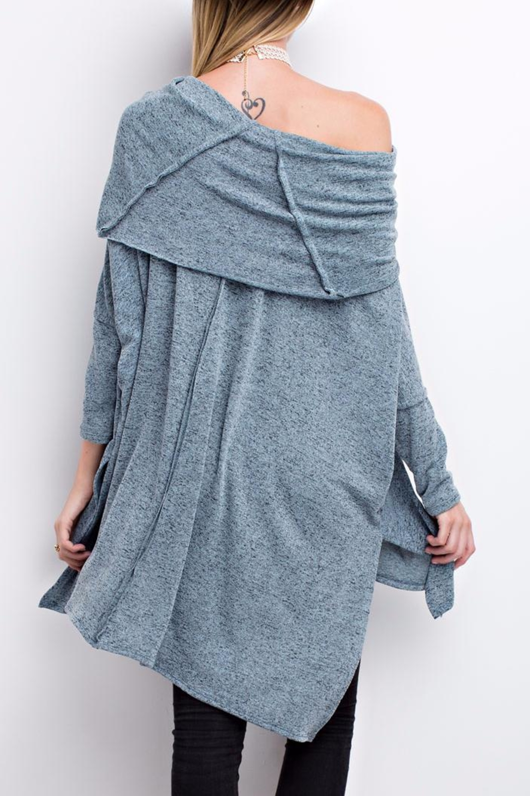 People Outfitter Tequila Swing Top - Front Full Image