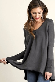 People Outfitter Terry Sweater Tunic - Product Mini Image