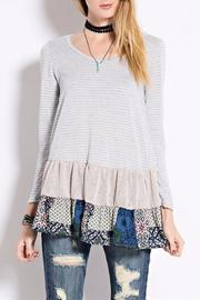 People Outfitter Time To Go Tunic - Back cropped