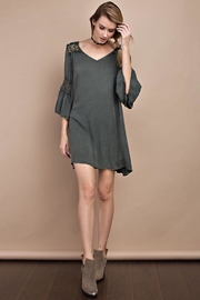 People Outfitter Wind Willow Dress - Front cropped