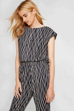 Shoptiques Product: Camas Abstract Top