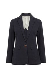 People Tree Ida Jacket Navy - Product Mini Image