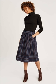 People Tree Laila Roll Neck - Front cropped