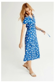 People Tree Martina Floral Dress - Front cropped