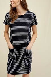 People Tree Stripe Dress - Product Mini Image