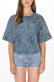 PepaLoves Denim Fruits Shirt - Product Mini Image