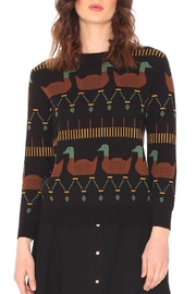 PepaLoves Ducks Sweater - Product Mini Image