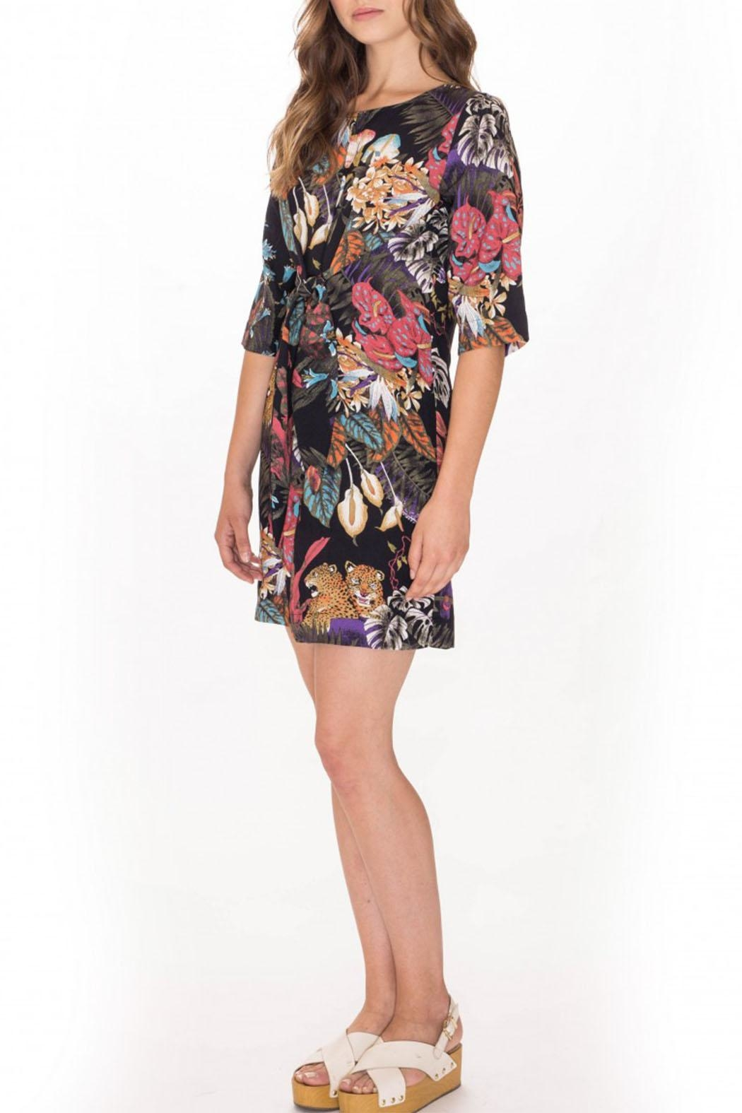 PepaLoves Jungle Dress - Side Cropped Image
