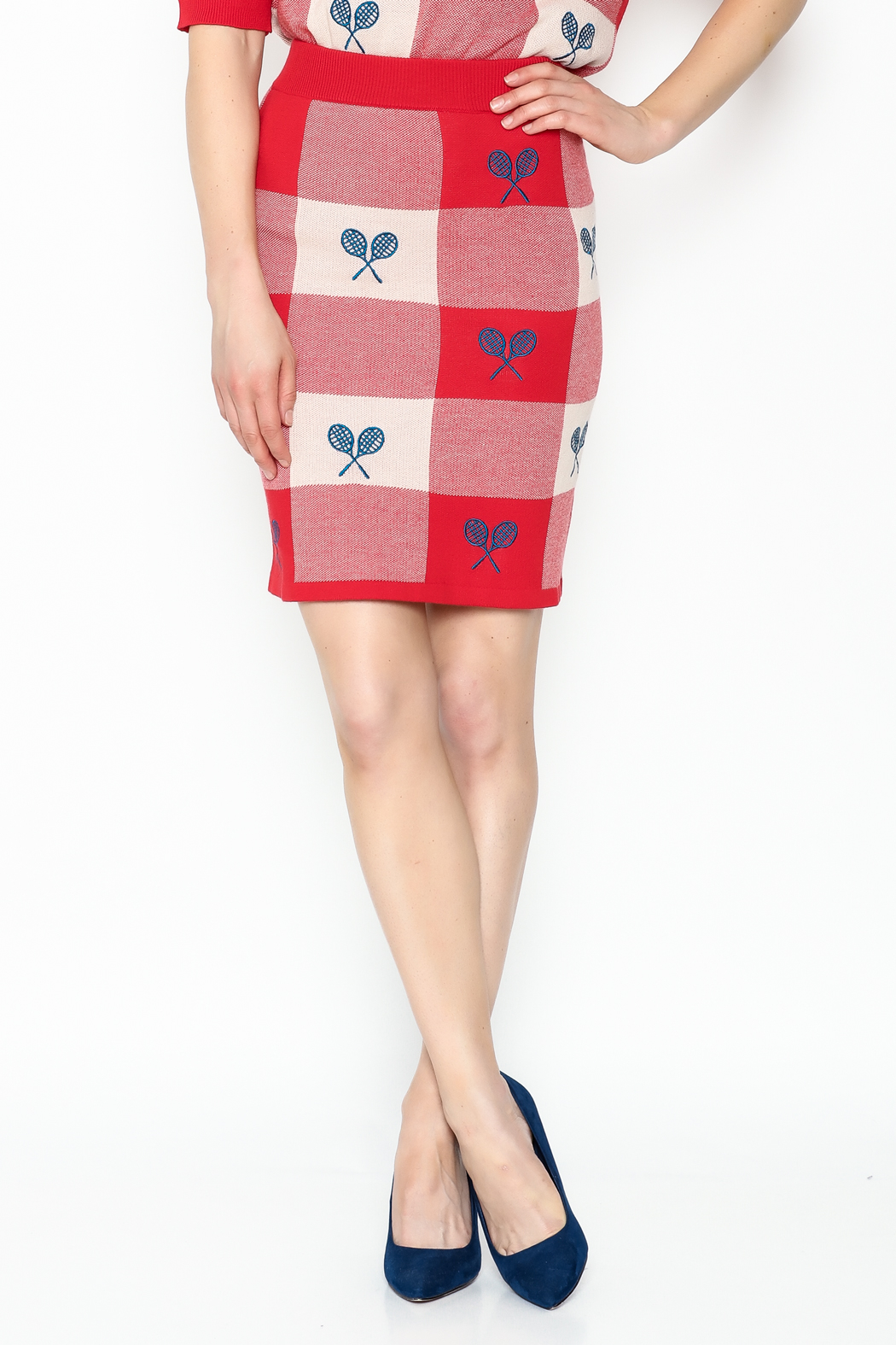 PepaLoves Tennis Skirt - Main Image