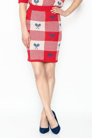 PepaLoves Tennis Skirt - Front cropped