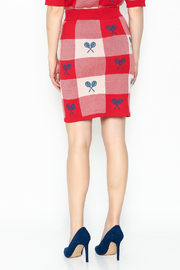 PepaLoves Tennis Skirt - Back cropped