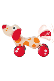 Hape  Pepe Pull Along Toy - Side cropped