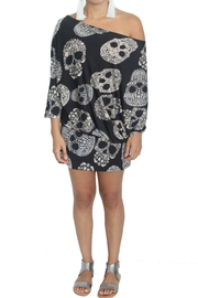 Pepita's Magic of the Moon Carmen Skulls Dress - Product Mini Image