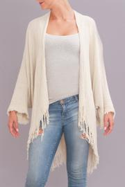Pepita's Magic of the Moon Distressed Jute Wrap - Front cropped