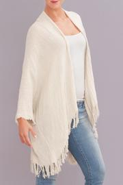 Pepita's Magic of the Moon Distressed Jute Wrap - Side cropped