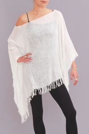 Pepita's Magic of the Moon Off Shoulder Tunic - Product Mini Image