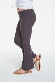 Chaser Peplum Flare Pant - Front cropped