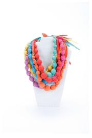 peppercorn kids Bobble Necklaces - Front cropped