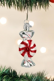Old World Christmas Peppermint Candy Ornament - Product Mini Image