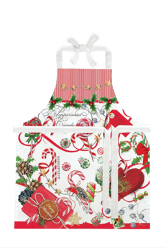 Michel Design Works Peppermint Child's Apron - Product List Image