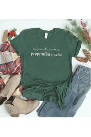 Top Crate Tees Peppermint Mocha Tee - Product Mini Image