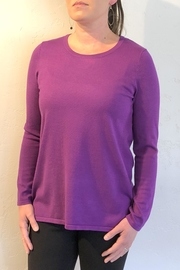 Erin London Peppy Purple Pullover - Product Mini Image