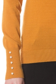 Love Tree Peral Sleeve Sweater - Side cropped
