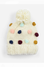 The Blueberry Hill Percy Fall Knit Hat - Product Mini Image