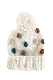 Blueberry Hill Percy Jewel Beanie - Product Mini Image