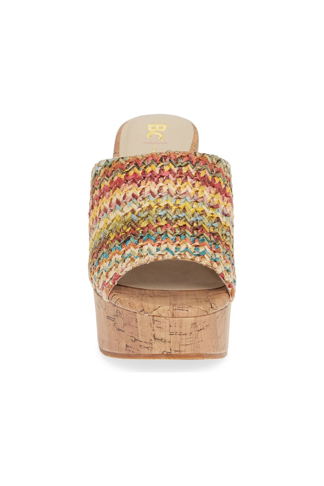 BC Footwear Perennial Wedge - Side Cropped Image