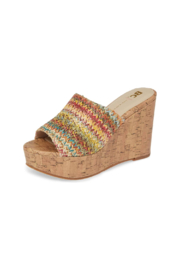 BC Footwear Perennial Wedge - Front cropped
