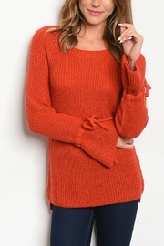 Lyn-Maree's  Perfect Bell Sleeve Sweater - Product Mini Image