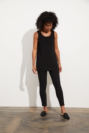 Liv by Habitat Perfect black tank tunic top - Product Mini Image