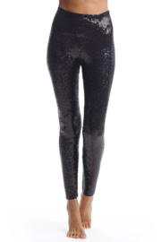 Commando Perfect Control Sequin Legging - Product Mini Image