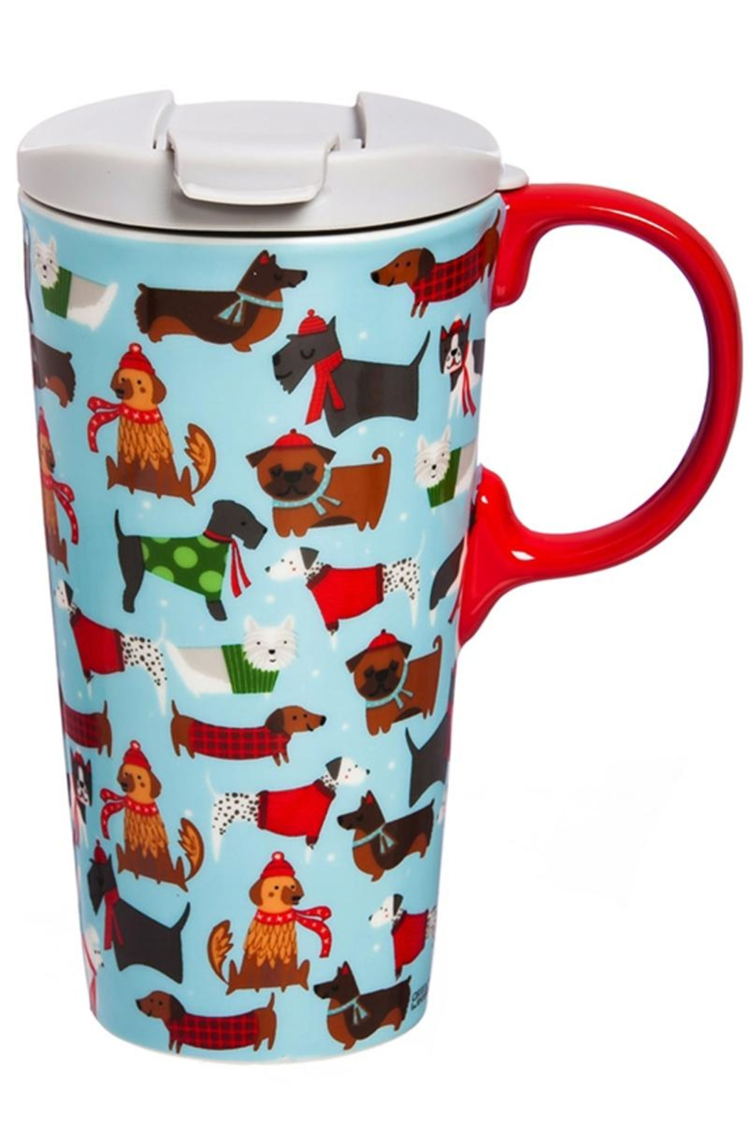 Evergreen Enterprises Perfect Cup Festive-Fido's - Main Image