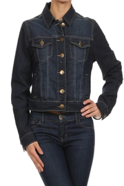 Rico Jeans Perfect Denim Jacket - Product Mini Image