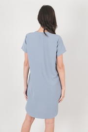 Lyn-Maree's  Perfect Everyday T-Shirt Dress - Product Mini Image