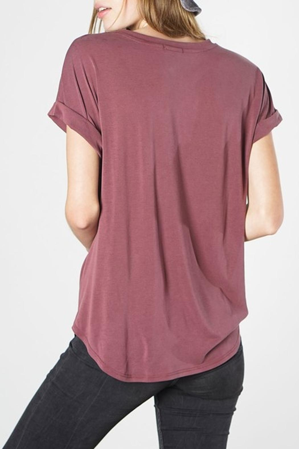 Mod Ref Perfect Everyday Top - Front Full Image