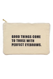MERIWETHER Perfect Eyebrows Pouch - Product Mini Image