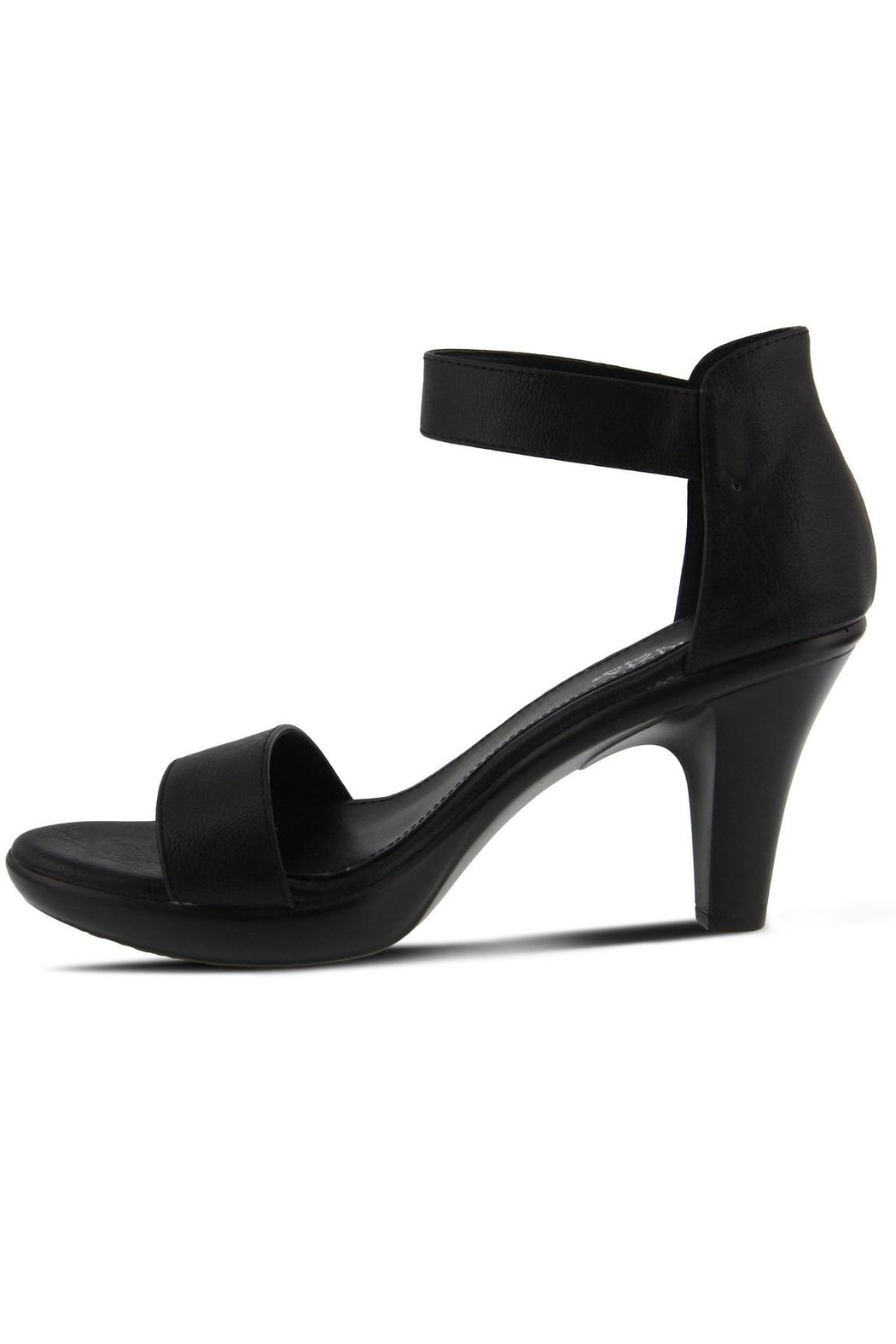 Spring Footwear Perfect Little-Black-Dress Heel - Front Full Image