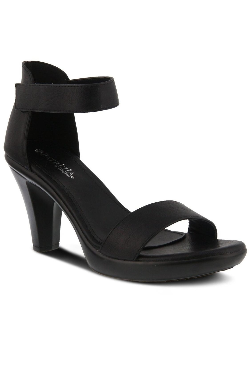 Spring Footwear Perfect Little-Black-Dress Heel - Front Cropped Image