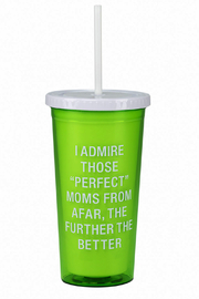 About Face Designs Perfect Moms Tumbler - Product Mini Image
