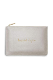 Katie Loxton Perfect Pouch Beautiful Daughter - Product Mini Image