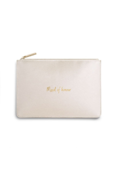 "Shoptiques Product: Perfect Pouch ""Maid Of Honour"""
