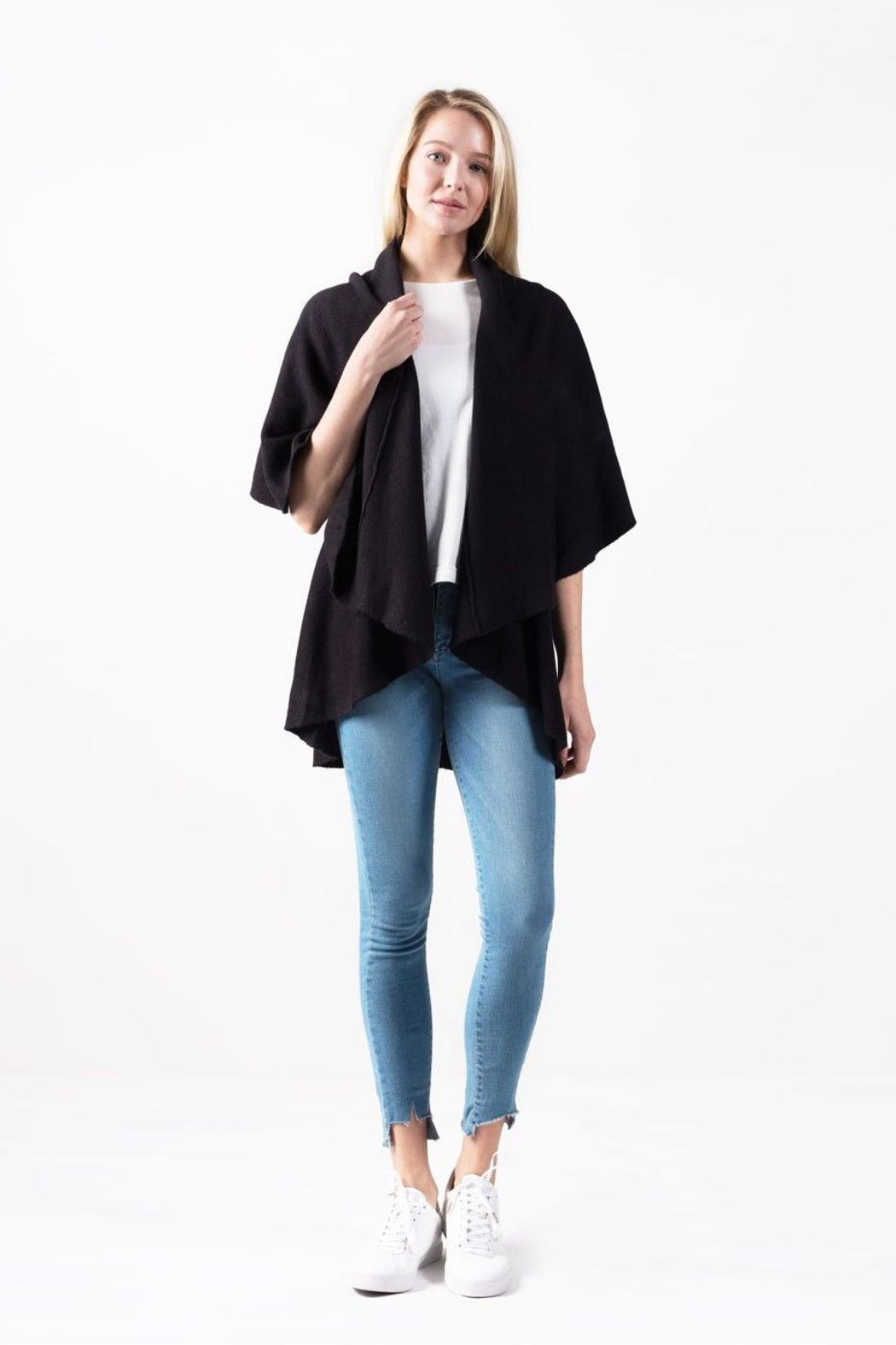 Look by M Perfect Shawl Vest - Main Image