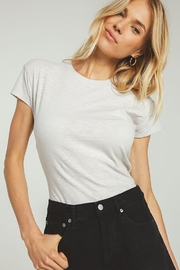 z supply Perfect Slub Tee - Front cropped