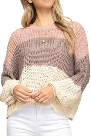She + Sky Perfect Spring Sweater - Product Mini Image