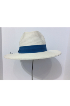 C.C. Perfect Summer Fedora Hat - Alternate List Image