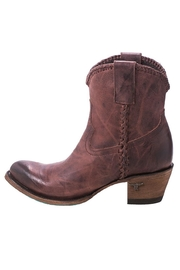 Lane Boots Perfect Western Bootie - Front full body