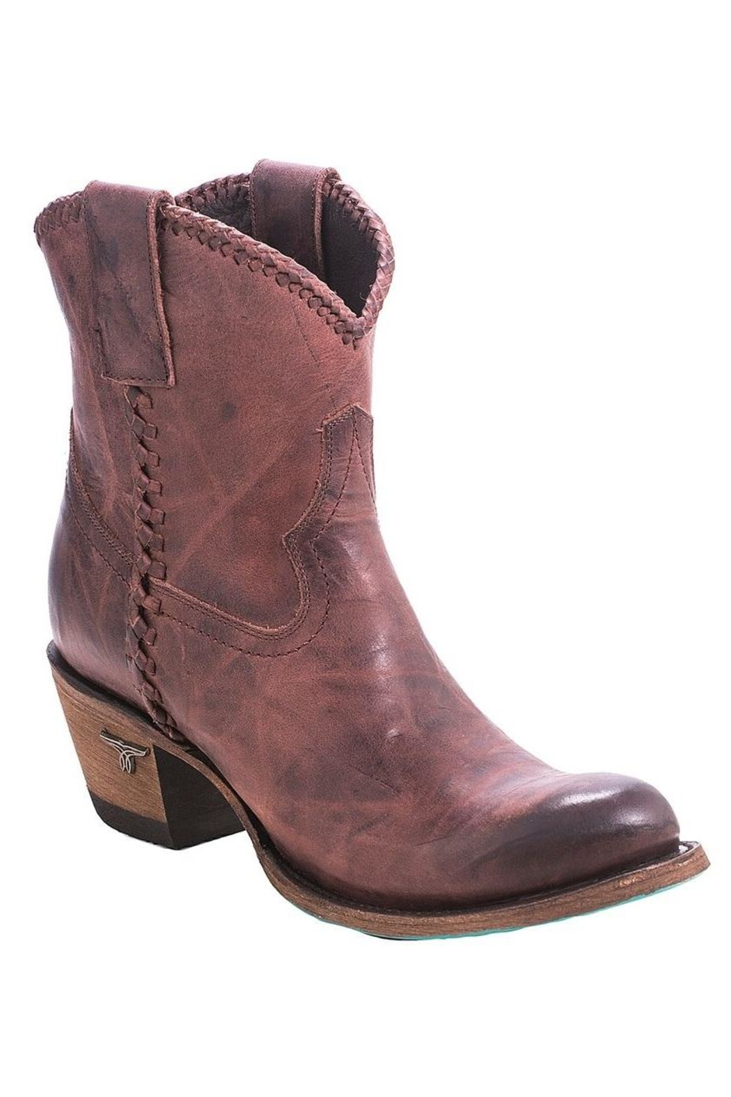 Lane Boots Perfect Western Bootie - Main Image